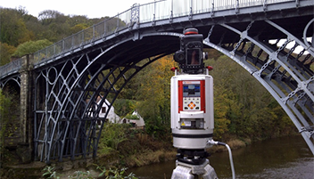 3D laser scanning sussex